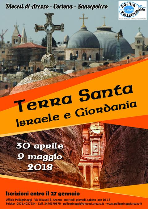 2018 :: Terra Santa