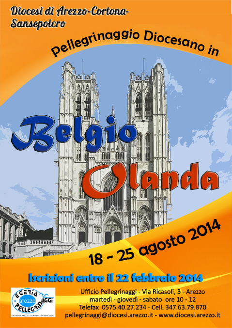 2014 :: Belgio e Olanda