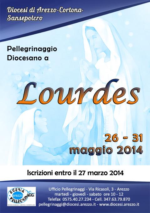 2014 :: Lourdes