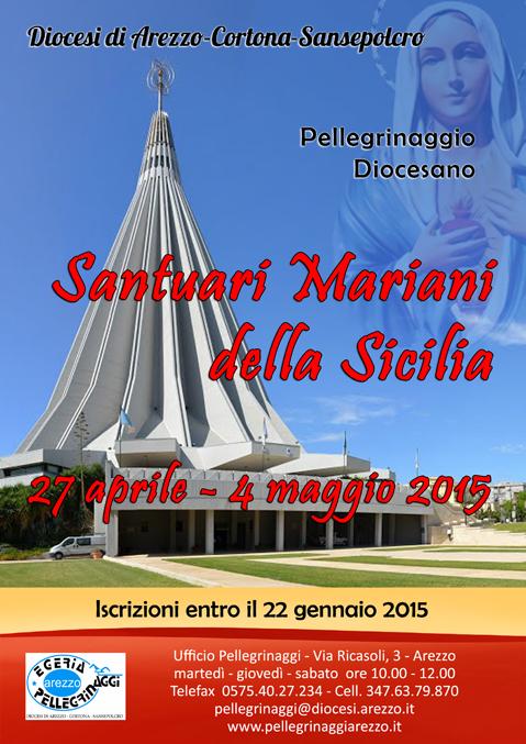 2015 :: Santuari Mariani della Sicilia