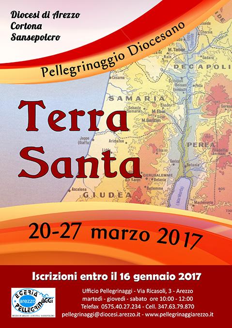 Pellegrinaggio Diocesano in Terra Santa
