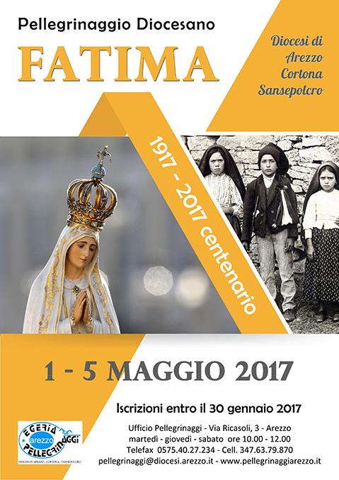 Pellegrinaggio Diocesano a Fatima