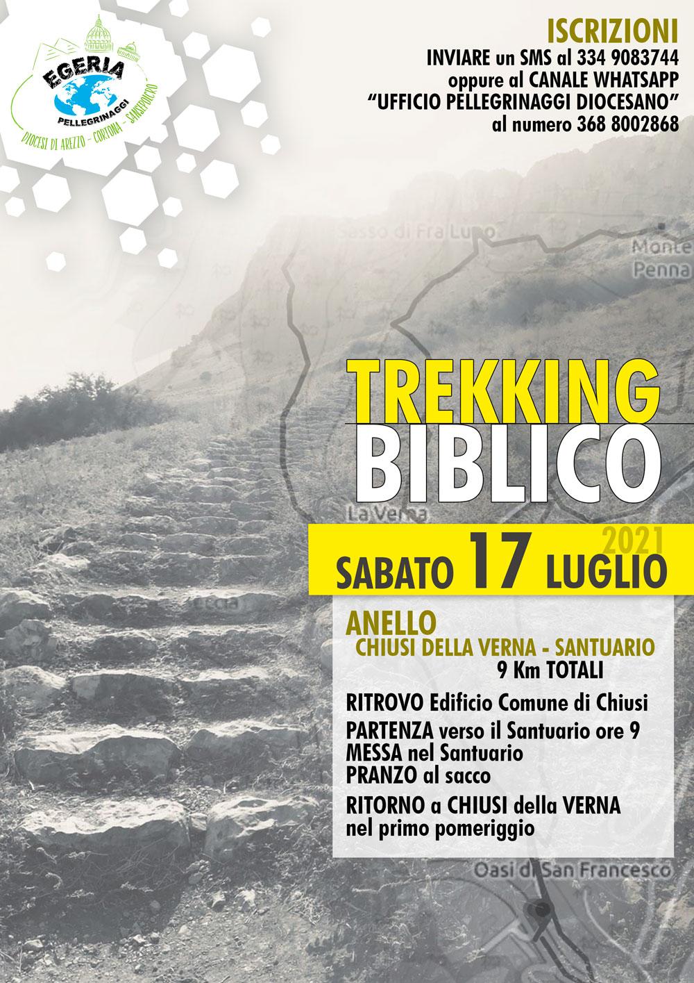 2021 :: TREKKING BIBLICO